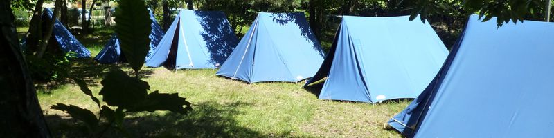 Family tents (2 - 5 persons)