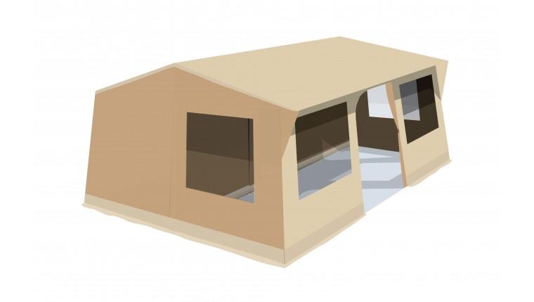 Tente Espace gazelle