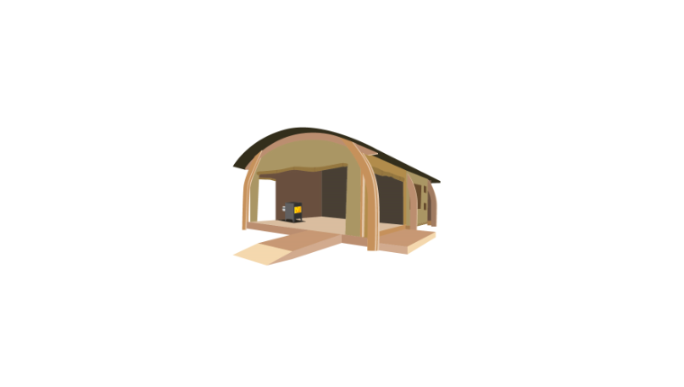 Tente Natuna