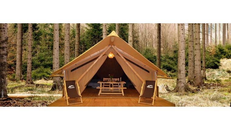 Tente Classic 500 Bois Permanent
