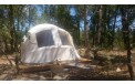 Tente cocon Ecochique pour l'Hôtellerie de Plein Air